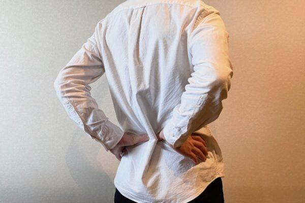腰痛と首コリ